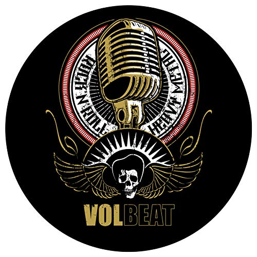 Volbeat Rock'n'ROLL & Heavy Metal Autoaufkleber Sticker Aufkleber wasserfest
