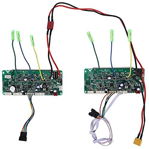 SHYEKYO Controlador de Scooter de Equilibrio de Rendimiento Estable Inteligente de Dos Ruedas, para Scooters eléctricos(24V-CE Standard Edition)