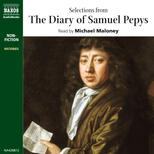 Selections from The Diary of Samuel Pepys cover art