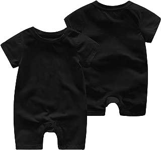 Baby Bodysuit Jumpsuit Blk Kylo Ren Pajamas One-Piece Rompers