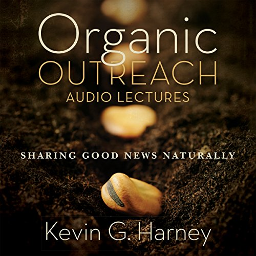 Organic Outreach audiobook cover art