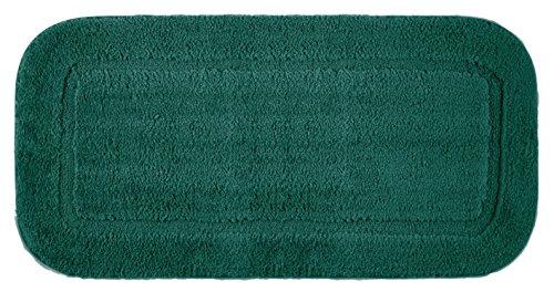 Gelco Design 711046 Tapis de Bain, Coton, Vert, 60 x 120 x 2 cm