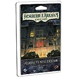 Fantasy Flight Games – Horror a Arkham JCE – 38 – Asesinato en el Hotel Excelsior