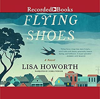 Flying Shoes audiobook cover art