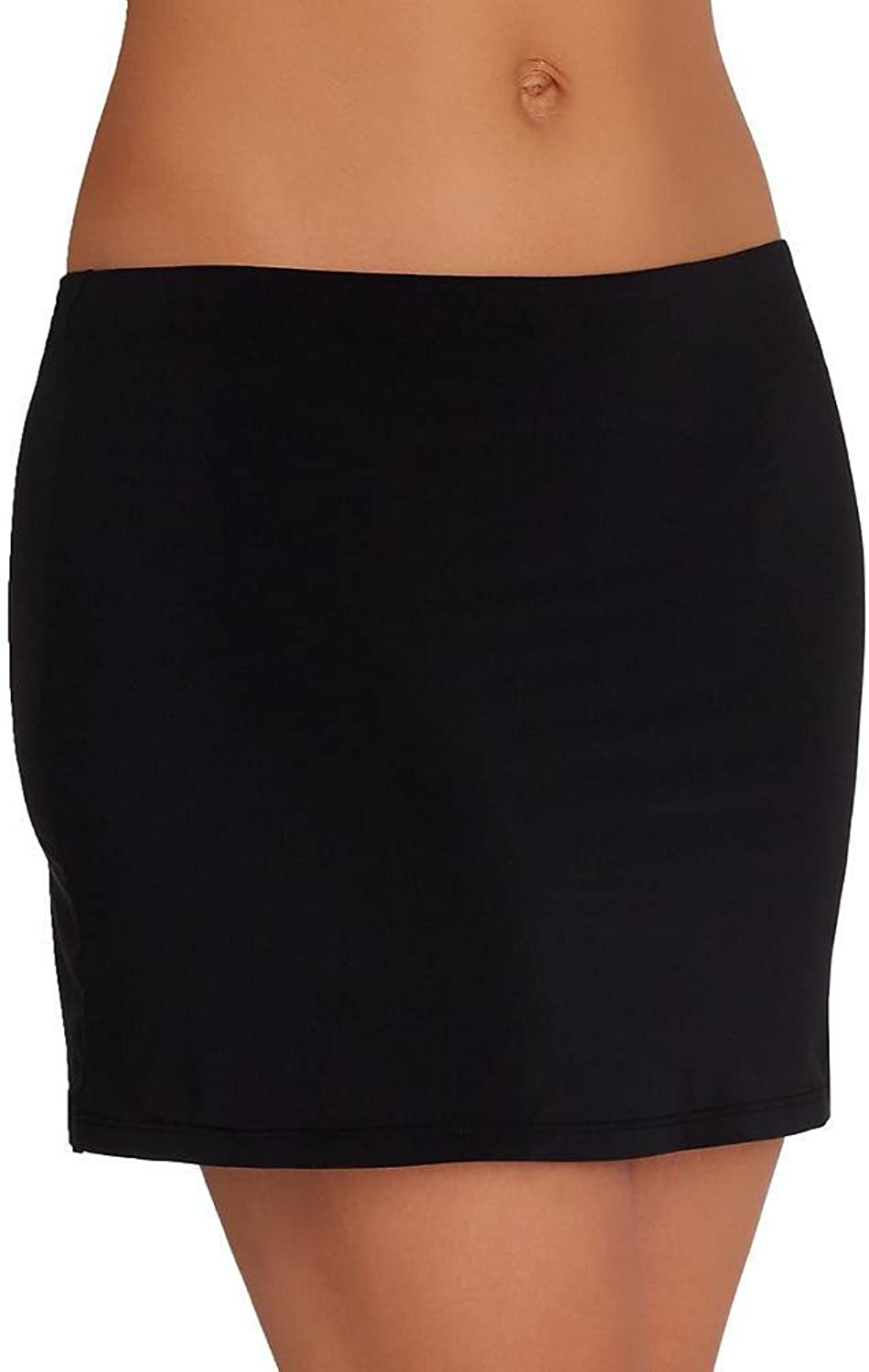 Bumbrella by Cici Soleil Womens 2in1 No Squeeze Pantyslip XS black