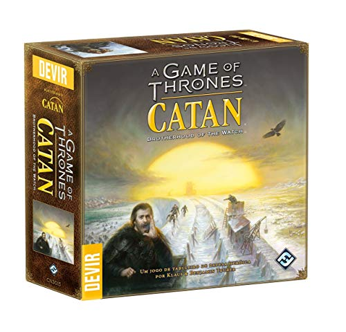 Catan Game Of Thrones, Devir, Multicor