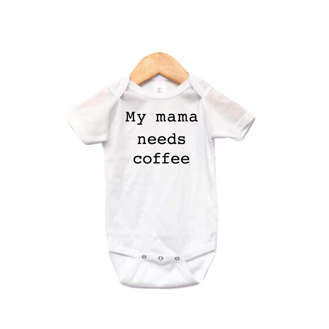 Al sold out. My mama needs baby coffee Max 81% OFF bodysuit