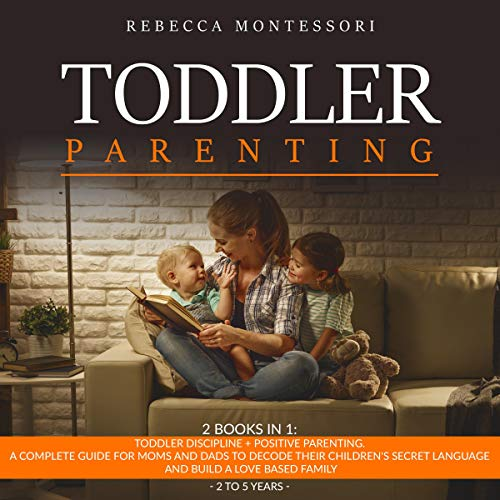 Toddler Parenting cover art