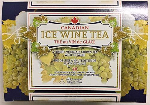 Metropolitan Tea Company Canadian Ice Wine Tea (48 teabags)