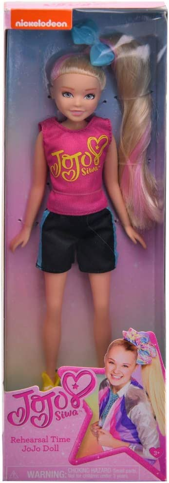 Popular standard JoJo Siwa Doll - Ranking TOP6 11 inches and Share Bows Rehearsal Wear