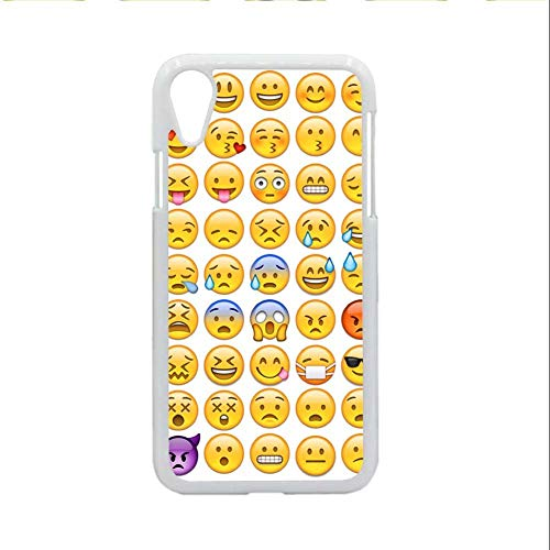 Design Emoji 1 Hard Plastics Phone Shells Child Anti-Knock On Apple Iphone Xr