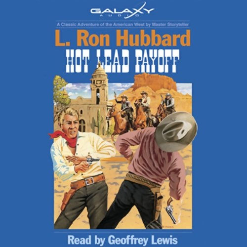 Hot Lead Payoff audiobook cover art