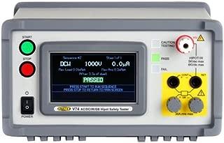 Vitrek V73 AC/DC/IR Hipot Tester