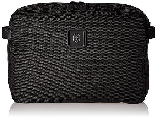 Victorinox Lexicon 2.0 Parcel Zip-Around Toiletry Kit, Black, One Size