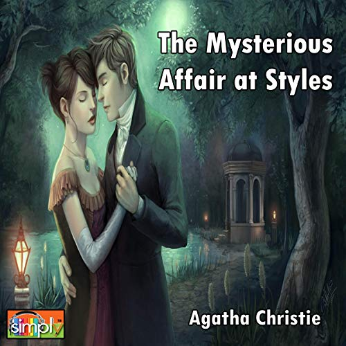The Mysterious Affair at Styles     Poirot's First Mystery              By:                                                                                                                                 Agatha Christie                               Narrated by:                                                                                                                                 Deaver Brown                      Length: 6 hrs and 57 mins     16 ratings     Overall 1.3
