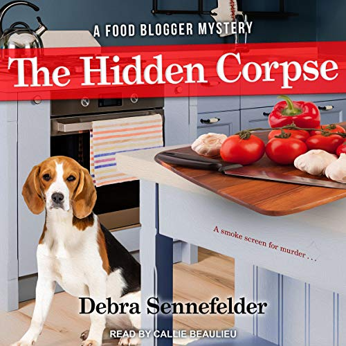 The Hidden Corpse audiobook cover art