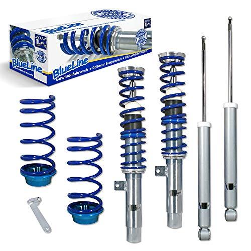JOM Car Parts & Car Hifi GmbH 741021 Blueline Gewindefahrwerk