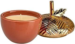 Gilded Acorn Pumpkin Souffl้ Candle