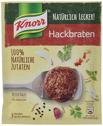 Knorr Natürlich Lecker Hackbraten Fix 3 Portionen