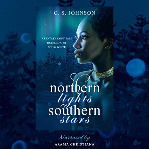 Page de couverture de Northern Lights, Southern Stars