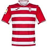 Joma Camiseta Granada CF Primera Equipación 2017-2018 Rojo-Blanco Talla XL