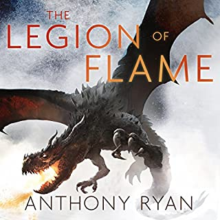 The Legion of Flame     Book Two of the Draconis Memoria              Autor:                                                                                                                                 Anthony Ryan                               Sprecher:                                                                                                                                 Steve West                      Spieldauer: 25 Std. und 51 Min.     27 Bewertungen     Gesamt 4,6