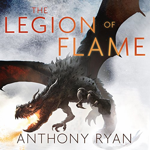 The Legion of Flame cover art
