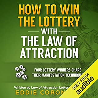 How to Win the Lottery with the Law of Attraction audiobook cover art