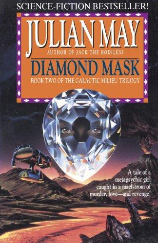 Diamond Mask (Galactic Milieu Book 2) (English Edition)