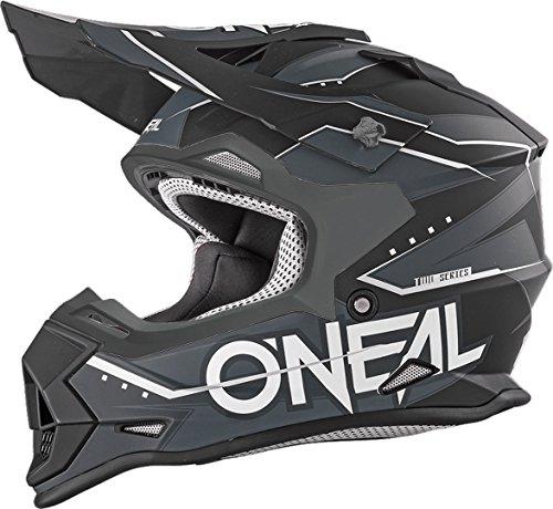 O'NEAL 2 Series Slingshot Youth Kinder Motocross Enduro MTB Helm blau/schwarz/weiß 2018 Oneal: Größe: M (51/52 cm)