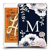 Head Case Designs Officiel Nature Magick Lettre M Monograme Floral Bleu Navy Fleurs 1 Coque Dure...