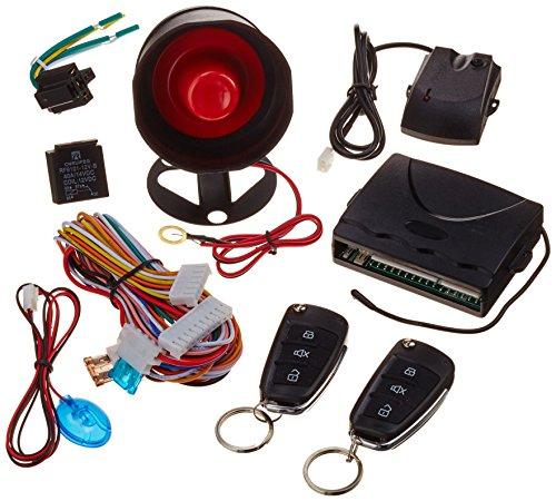 100A68 - sistema de alarma de coche Cierre centralizado de bloqueo sin llave con los reguladores alejados