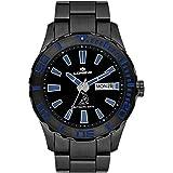 orologio meccanico uomo Lorenz Shark II sportivo cod. 030107FF