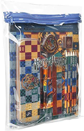 Harry Potter Puffer-Schreibwarentasche