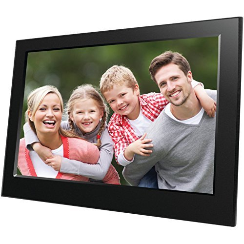 NAXA Electronics NF-900 9-Inch Digital Photo Frame (Black) by Naxa Electronics