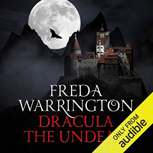 Dracula the Undead cover art