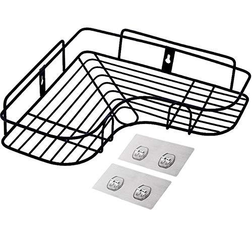 WXX Selbstklebender Duschablagen Ohne Bohren Duschregal Ohne Bohren Ecke Rostfrei Duschgel Halterung Für Küchen- Und Badezimmerzubehör