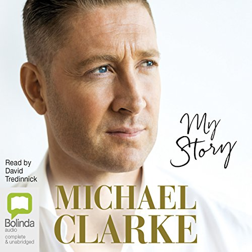 My Story audiobook cover art