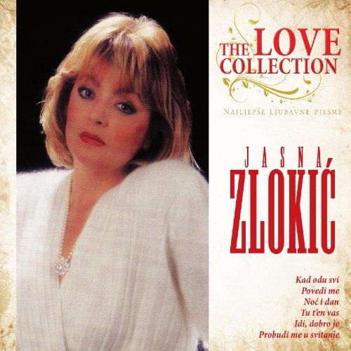 JASNA ZLOKIC - Love Collection – Najljepse ljubavne pjesme, 2012 (CD)