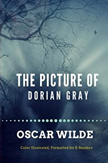 The Picture of Dorian Gray: Color Illustrated, Formatted for E-Readers
