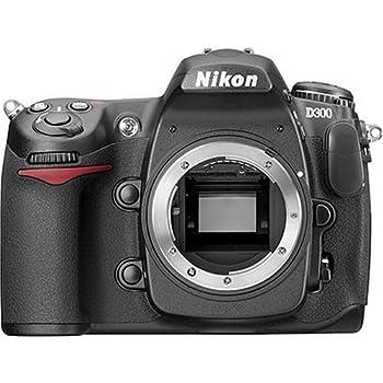 Nikon D300 - Cámara Réflex Digital 12.3 MP (Cuerpo): Amazon.es ...