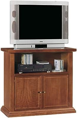 Legno&Design Mobile Porta TV portatv Angular 2 Puertos 1 Puerta a ...
