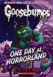 One Day at Horrorland (Classic Goosebumps #5) on Amazon