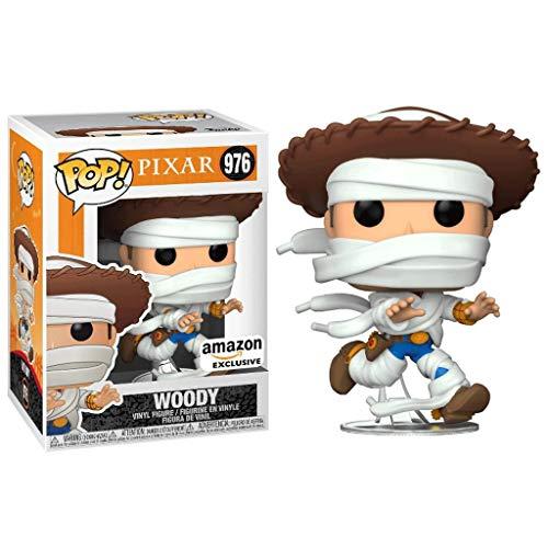 Lotoy Funko POP Animation : Pixar - Woody#976 9.5 cm vinilo regalo para anime fans cumpleaños
