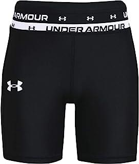 Under Armour Girls' HeatGear Bike Shorts
