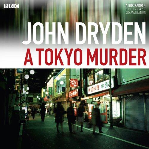 A Tokyo Murder audiobook cover art
