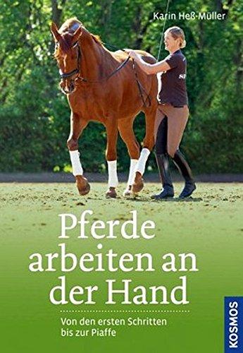 Pferde arbeiten an der Hand: Von den ersten Schritten bis zur Piaffe