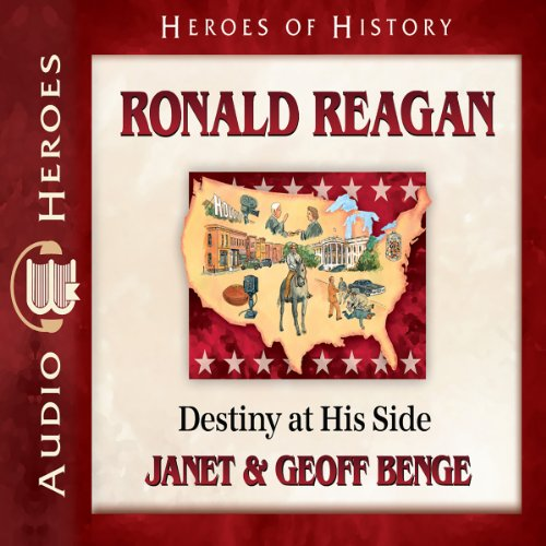 Ronald Reagan audiobook cover art