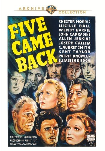 Five Came Back [Edizione: Stati Uniti] [Italia] [DVD]