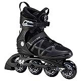 K2 Skates Hommes Patins en Ligne F.I.T. 84 BOA Black_Silver — Black - Silver — EU: 41.5 (Mondo: 265 / cm: 26.5 / UK: 7.5 / US: 8.5) — 30F0173